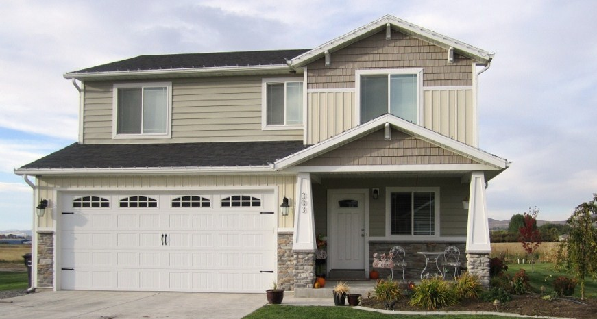 Slab on grade homes in logan and cache valley for Slab built homes