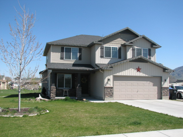 Slab on grade homes in logan and cache valley for Slab on grade homes